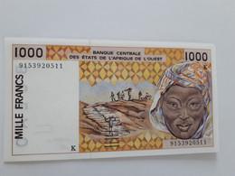 1 000 Fr De L'Afrique De L'Ouest NEUF Sénégal - West African States