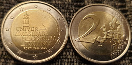 EuroCoins < Portugal > 2 Euro 2020 UNC < University Coimbra > - Portugal