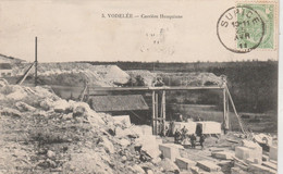 Vodelée ,( Doische ) ,Carrière  Henquinne , N° 5 - Doische