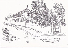 En Allant Vers La Citadelle  Port Louis Mai 73 . José - Port Louis
