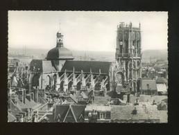 Dieppe (76) : Eglise St Jacques - Ensemble - Coté Nord - Dieppe