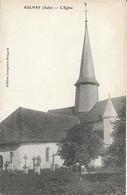CARTE POSTALE AULNAY AUBE L'EGLISE - Autres Communes