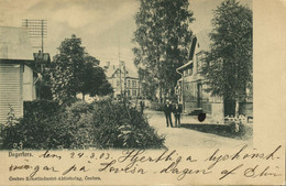 Sweden, DEGERFORS, Street Scene (1903) Postcard - Suecia