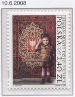 Poland 2008 Mi 4364 Isfahan - City Of Polish Children, Kid, Child, Emblem, Persian Rug **MNH - Other
