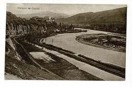 Skopje - Vardas - Forteresse Du Car Douchan - Circulé 1918, Sous Enveloppe - Macedonia