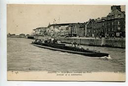 Sous Marin Dieppe - Dieppe