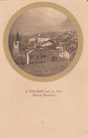 S. VINCENT - VEDUTA GENERALE - Andere Städte