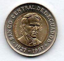 Equateur / 1000 Sucres 1997 / SPL - Ecuador