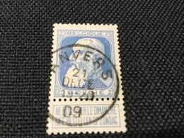 1905. Leopold Ll, Grosse Barbe,  OBP; 76. ( ANVERS 1909) T.T.B ! - Otros