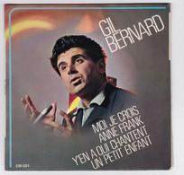 EP 45 TOURS GIL BERNARD MOI JE CROIS BIEM EM 001 - Discos De Vinilo