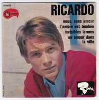 EP 45 TOURS RICARDO NOUS SANS AMOUR RIVIERA 231 069 M BIEM - Discos De Vinilo