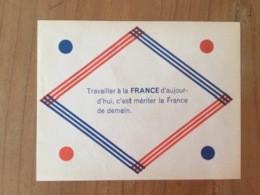 Tract Petain, Propagande, état Français, Régime De Vichy - Documents Historiques