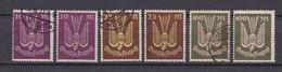 Deutsches Reich - 1923 - Michel Nr. 235/237 - Postfrisch/Gestempelt - Neufs