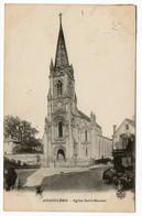 CP 16 - Angouleme - Eglise St Martial - Angouleme