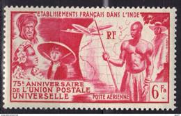 Inde Poste Aérienne N° 21 * Union Postale Universelle - Nuevos