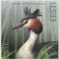 ESTONIA , 2020, MNH, BIRDS, 1v - Andere
