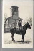 54  BARBAS OFFICIER ALLEMAND 1917 CARTE PHOTO - Altri Comuni
