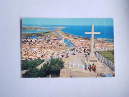 CPSM Sete 34, Vue Générale Prise Du Mont Saint Clair, Croix, 1964 - Sete (Cette)