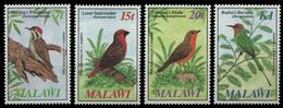 Malawi 1985 - Mi-Nr. 453-456 ** - MNH - Vögel / Birds - Malawi (1964-...)