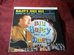 BILL HALEY AND HIS COMETS   / HALEY'S JUKE BOX   /  STEREO  GERMANY N° WB 26175 - Rock