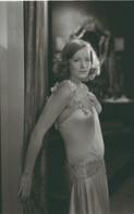 Greta Garbo4   PHOTO POSTCARD - Beroemde Vrouwen