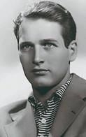 Paul Newman 1  PHOTO POSTCARD - Artistas