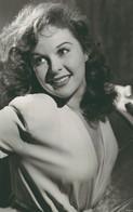 Susan Hayward  PHOTO POSTCARD - Mujeres Famosas