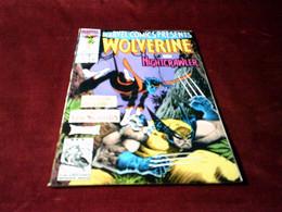 MARVEL COMICS PRESENTS WOLVERINE AND NIGHTCRAWLER   No 105 1992 - Marvel