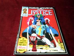 NUEVO UNIVERSO  JUSTICE  N° 11  / 1987 - Boeken, Tijdschriften, Stripverhalen