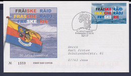 Germany FDC 2006 50 Jahre Friesenrat - Posted Berlin (G116-55) - [7] Repubblica Federale
