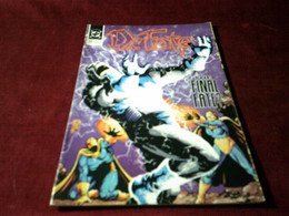 DR FATE  ° THE FINAL FATE  N° 12 DEC 89 - DC