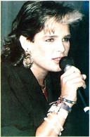 Stephanie De Monaco CPC 213    CPM Ou CPSM - Singers & Musicians
