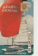 VOILIER  AUGUSTE THOUARD    1991 TBE - Bateaux