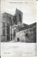 """SAINT SULPICE """" L'eglise """"   N°1308 - Saint Sulpice De Favieres"""