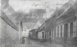 62 - Pas De Calais - HOUDAIN - Rue De La Géharie - Houdain
