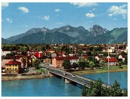 (P 30) Germany - Rosenheim - Bavaria (Bridge) - Puentes