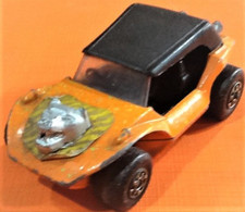 Voiture Miniature  Sand Cat  Beach Buggy (1972)   Matchbox  K-37 Echelle : 1/38ème Made In England - Scale 1:32