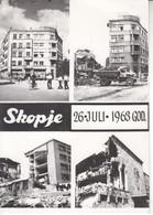 6044-AK  -SKOPLJE - Macedonia