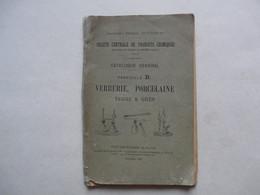CATALOGUE GENERAL - VERRERIE, PORCELAINE, TERRE & GRES : Instruments De Laboratoire - Wetenschap
