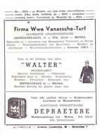 Pub Reclame - Ciné Cinema Bioscoop Rio - Menen Menin - Vedette Star Rick Nelson - Cinema Advertisement
