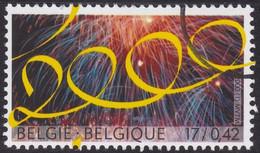 Specimen, Belgium Sc1783 Year 2000, Millennium - Carnival