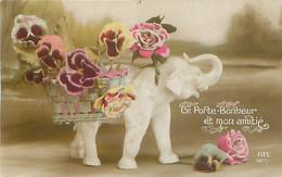 Fantaisie Elephant   N 1264 - Elefanten