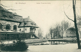AK Mönchengladbach Kaiser Friedrich-Halle (4-343) - Mönchengladbach