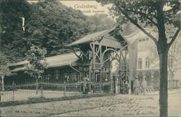 AK Bonn-Bad Godesberg Draitsch Brunnen (2,56) - Bonn