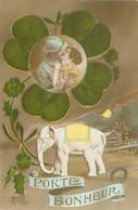 Fantaisie - Elephant Couple    N 1268 - Elefanten