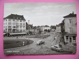 Gießen - Selterstor - Alte Autos, Geschäfte - Posted 1958 - Giessen