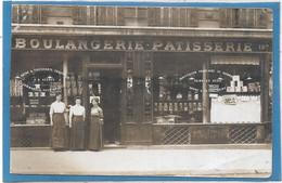 75 PARIS X Eme  AR - Boulangerie-Patisserie L . GODIN  -- 197 FAUBOURG ST-DENIS  --- ETAT - District 10