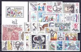 1994. Slovakia. Full Years. MNH - Slovakia