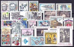 1997. Slovakia. Full Years. MNH - Slovakia