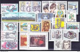 1999. Slovakia. Full Years. MNH - Slovakia